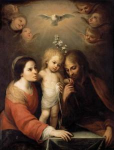 Gutierrez Holy Family