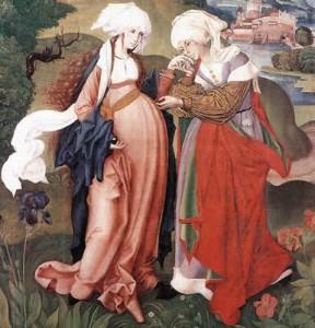 Visitation, Master MS (Sebestyén?), 1506